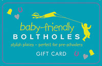 Baby-Friendly Boltholes Vouchers - Wedding Theme