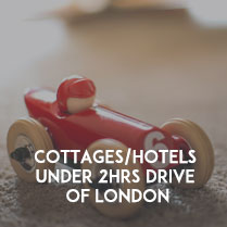 Cottages/Hotels Under 2hrs Drive of London