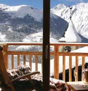 Ski Chalets / Hotels