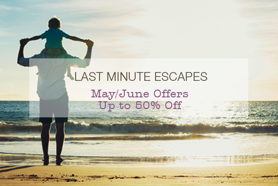 Last Minute Escapes