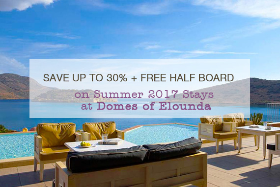 Domes of Elounda Summer 2017 Stays