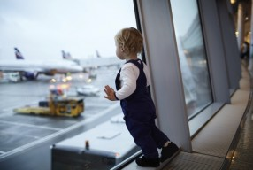 Top Tips For Flying With Tots