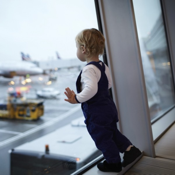 Tips on Flying with Babies and Toddlers