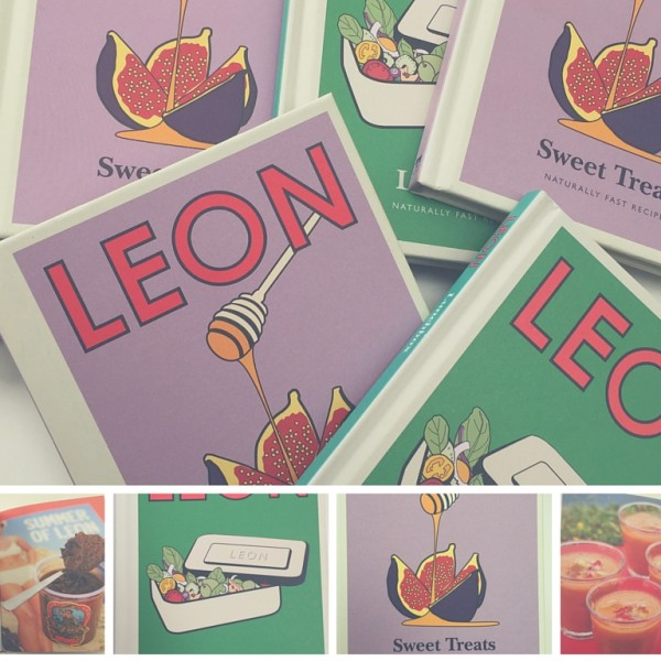 Giveaway Leon recipe book