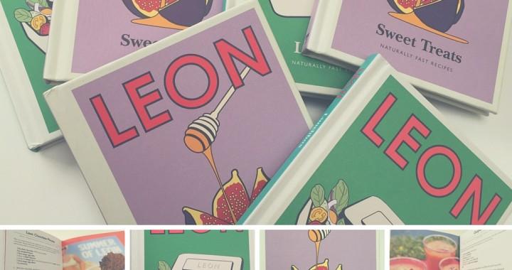 Giveaway Leon recipe book