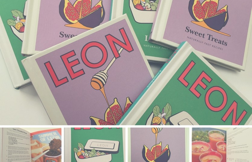 GIVEAWAY: Win a Copy of Leon's Lunchbox & Sweet Treats Books