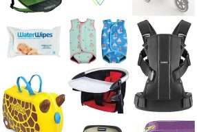 BFB's Travel Essentials…Perfect For New Parents