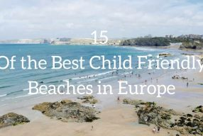 15 of the Best Child Friendly Beaches in Europe