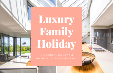 Michela Chiappa – A Dreamy Family Holiday In Cornwall