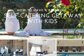 How To Have A Relaxing Self-Catering Getaway With Kids