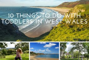 10 Things to do with Toddlers in West Wales This Winter