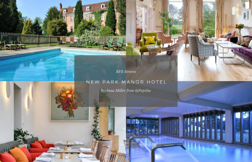 A Bolthole Review; New Park Manor Hotel