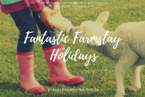 Fantastic Farmstay Holidays in the UK