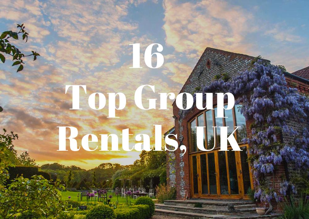 Group Accommodation Rentals UK