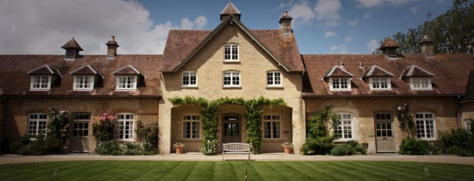 Idyllic country retreat within two hours of London